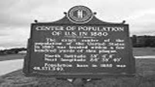 population center marker