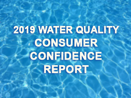 2019 Water Quality Report news image